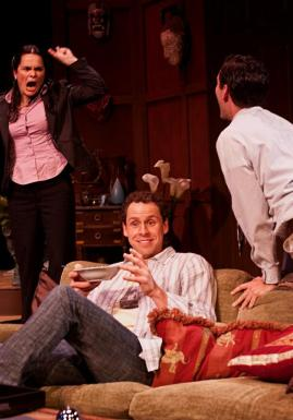 BLOOD, A COMEDY, Passage Theatre